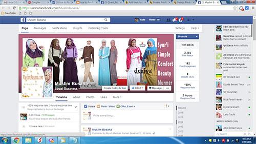 Fanpage MuslimBusana.com