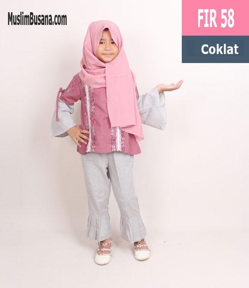 Fatih Firra FIR 58 Pink - Fatih Fira Setelan Anak