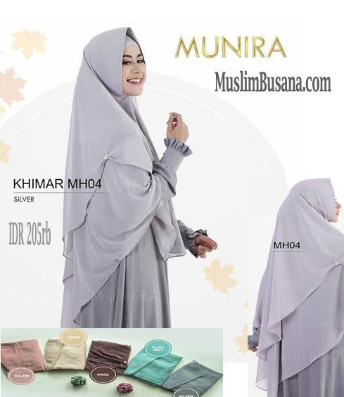 Munira MH 04 - Munira Jilbab Dewasa