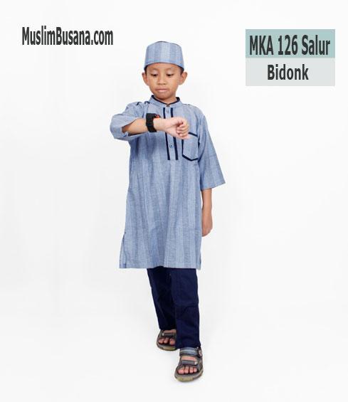 Fatih Firra MKA 126 Salur Dongker - Fatih Fira Koko Koko Anak & Remaja