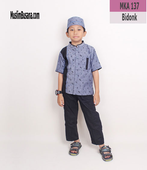 Fatih Firra MKA 137 Bidonk - Fatih Fira Koko Koko Anak & Remaja