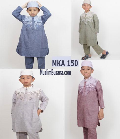 Fatih Firra MKA 150 - Fatih Fira Koko Setelan Anak