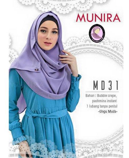 Munira MD 31 - Munira Jilbab Dewasa
