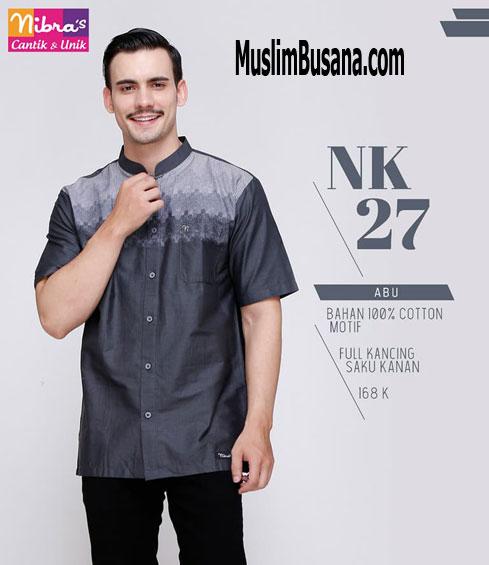Nibras NK 27 Abu - Nibras Koko Koko Dewasa