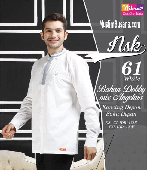 Nibras NSK 61 Putih