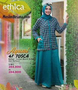 Ethica Ayumi 41 Tosca Setelan Remaja