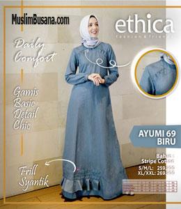 Ethica Ayumi 70 Biru