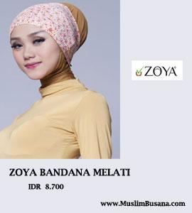 Zoya Bandana Melati Ciput