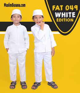 fATIH fIRRA fat 49 Putih Koko Anak & Remaja