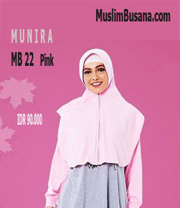 Munira MB 22 Pink