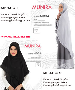 Munira MD 34 Bergo