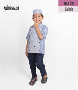 Fatih Firra MKA 138 Bidong Koko Anak & Remaja