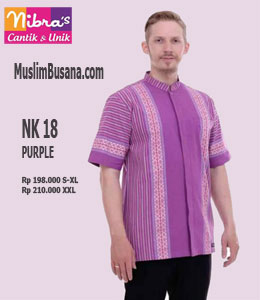 Nibras NK 18 Purple Koko Dewasa