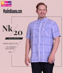 Nibras NK 20 Biru Muda Koko Dewasa