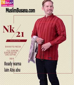 Nibras NK 21 Koko Dewasa