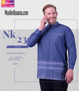 Nibras NK 23 Biru Koko Dewasa