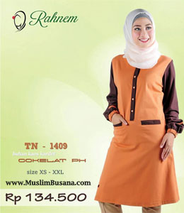 Rahnem TN 1409 Coklat PH