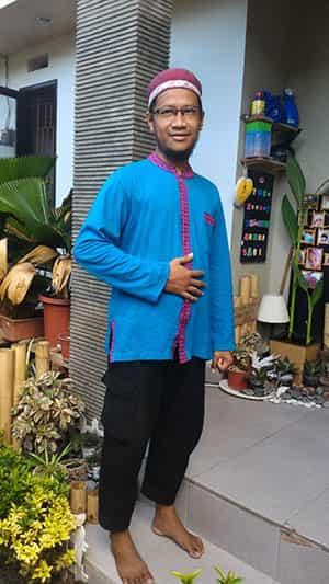 Celana Cingkrang Muslim