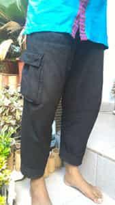 Celana Cingkrang untuk Cowok Muslim