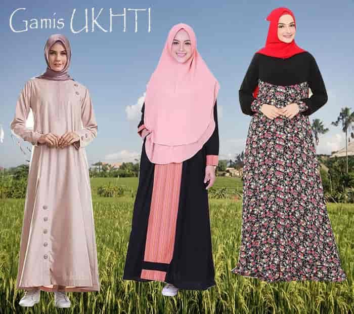 Gamis Ukhti Untuk Ibu Menyusui