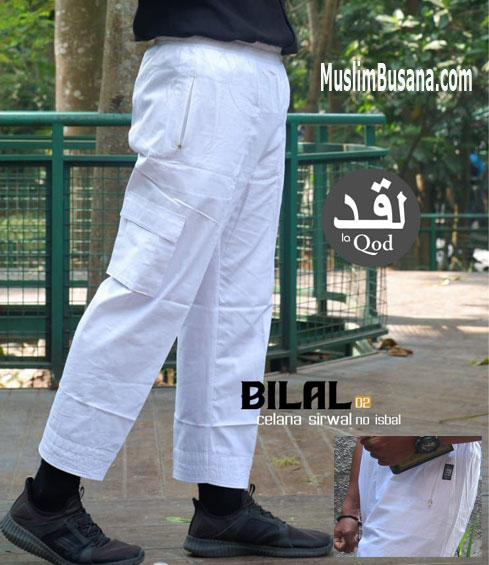 La Qod Bilal 02 - Qod Celana Sirwal Celana
