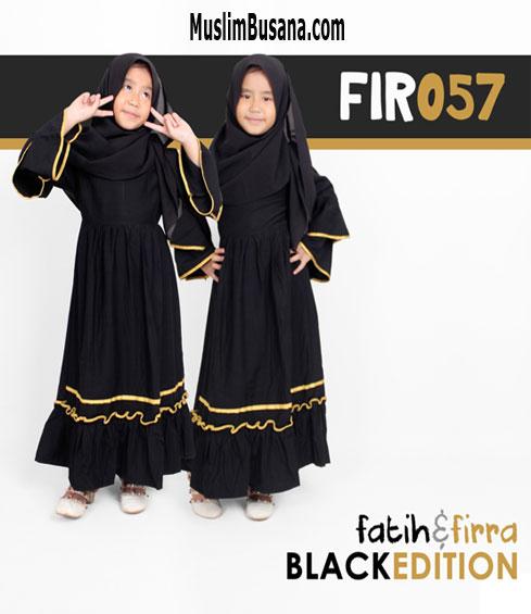 Fatih Firra FIR 57 Hitam