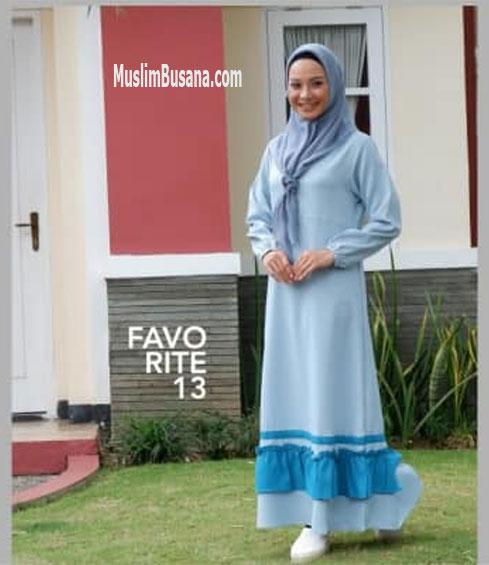 Favorit 13 - SIK Clothing Gamis Gamis Dewasa