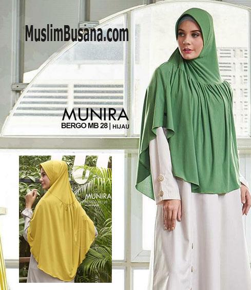 Munira MB 28 - Munira Jilbab Dewasa