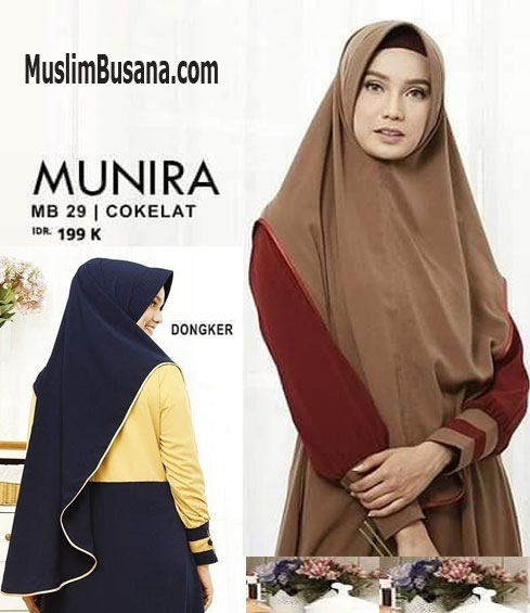 Munira MB 29 Bergo