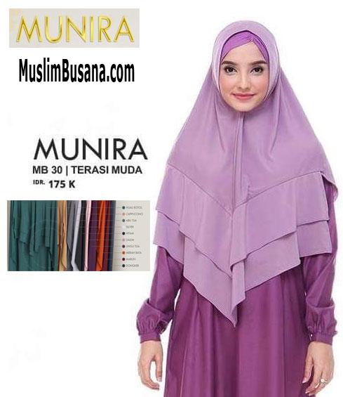 Munira MB 30 - Munira Bergo