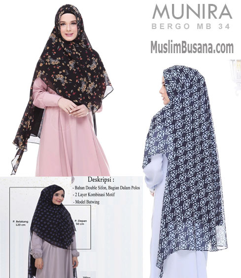 Munira MB 34 Bergo