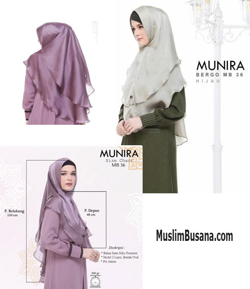 Munira MB 36 Bergo