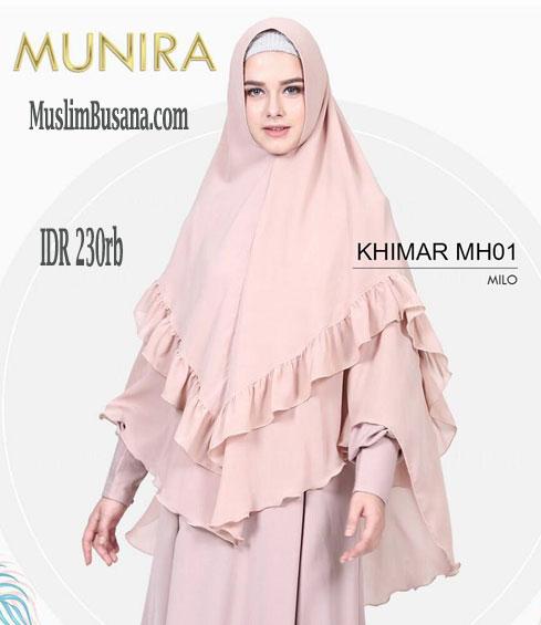 Munira MH 01 Jilbab Dewasa