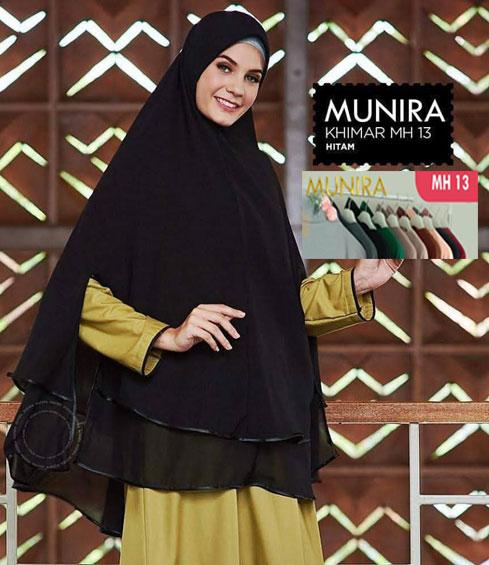 Munira MH 13 Jilbab Dewasa