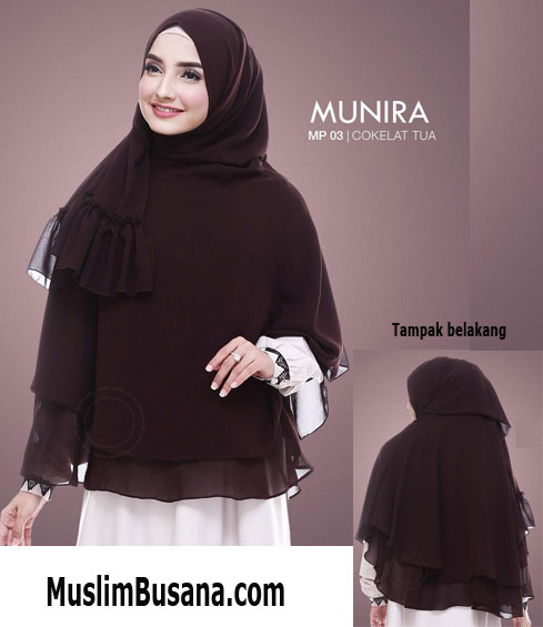Munira MP 03 Bergo