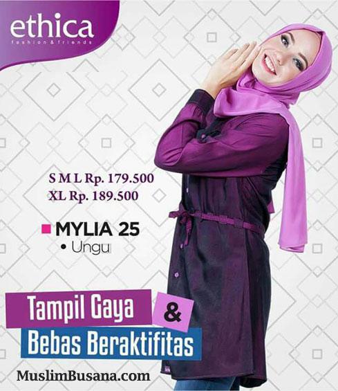 Ethica Mylia 25 Ungu