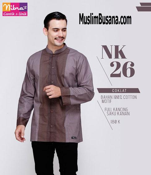Nibras NK 26 Coklat