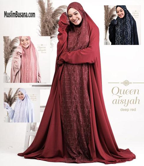 Queen Aisyah - Amaly Mukena