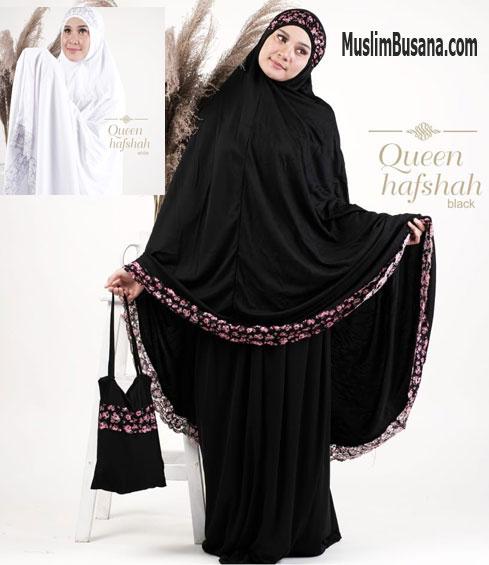 Queen Hafshah Mukena