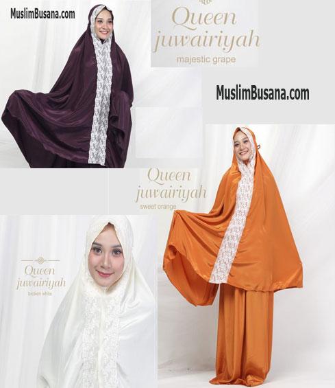 Queen Juwairiyah - Amaly Mukena