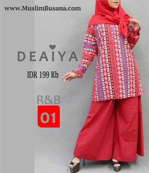 Deaiya R & B 01 Merah