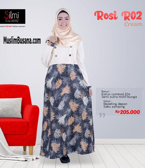 Silmi Rosi R02 Cream