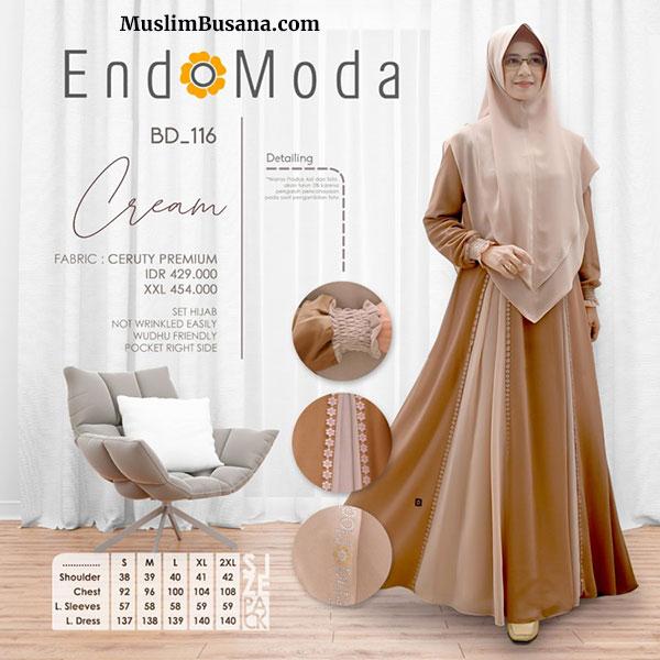 Endomoda Gamis BD 116