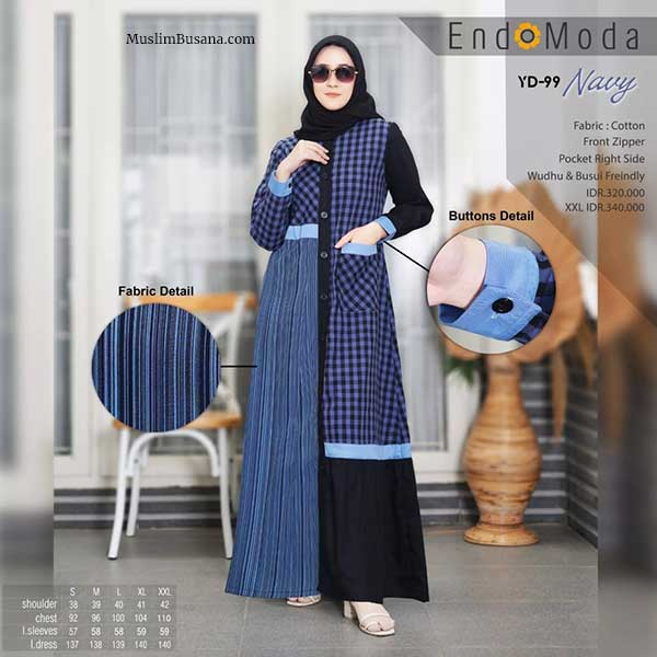 Endomoda Gamis YD 99