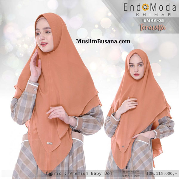 Endomoda Khimar EMKA 05