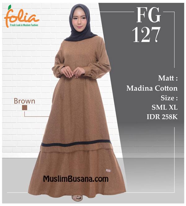 Folia Gamis FG 127