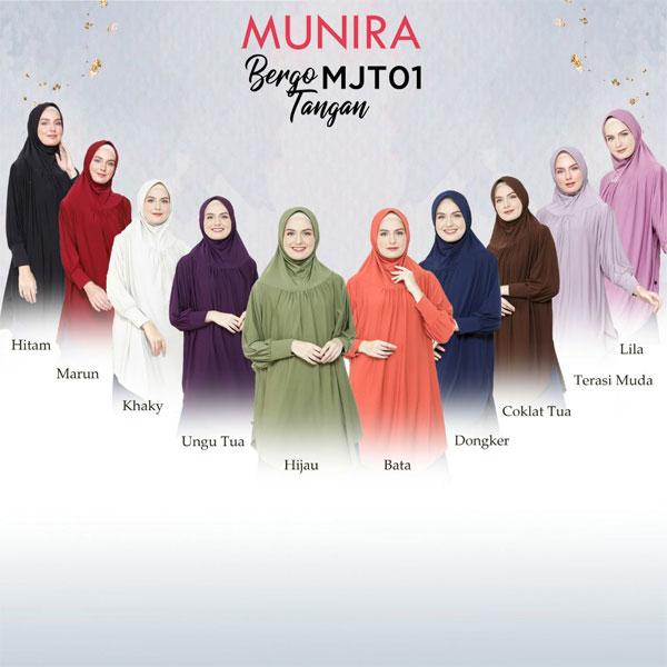 Munira Jilbab Tangan MJT 01