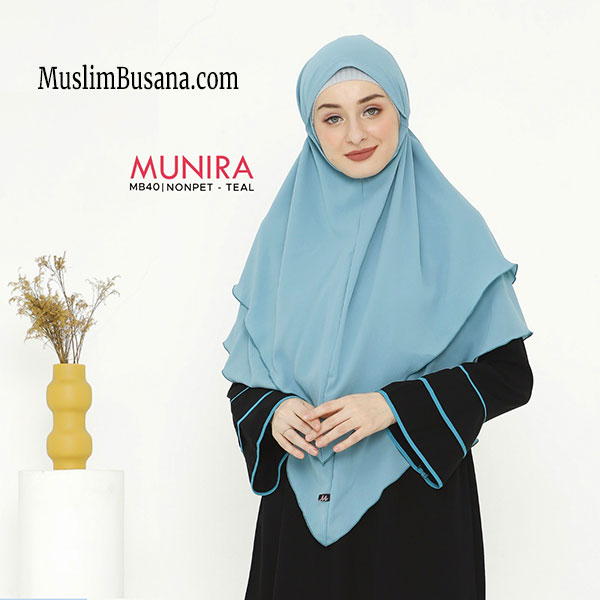 Munira Hijab MB 40