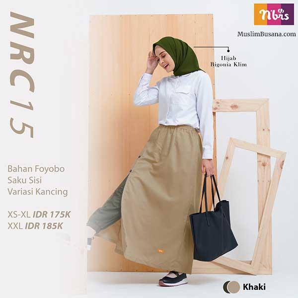Nibras Rok Celana NRC 15
