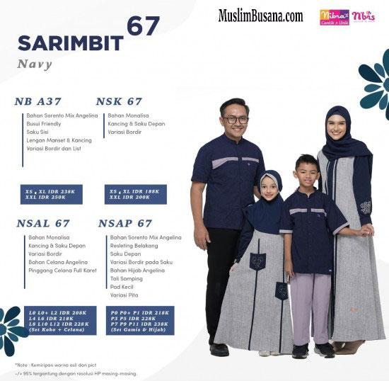 Nibras Sarimbit 67